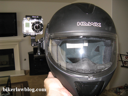 Gopro 5 Motorcycle Helmet Mount Vast